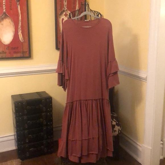 Zara Dresses & Skirts - Zara maxi dress